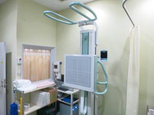 1階放射線科一般撮影装置